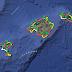 Baleari Kayak Tour - TRACCIA GPS E NUMERI DEL VIAGGIO