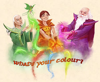 The Colours of Magic se inicia hoje!