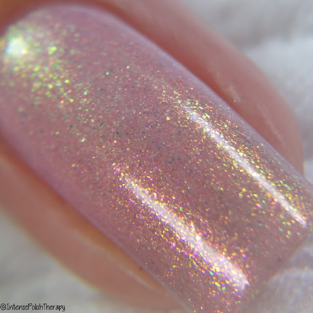 Bee's Knees Lacquer - Pinkie Pie