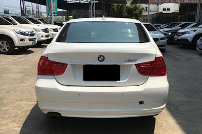 Eksterior BMW E90 Facelift LCI
