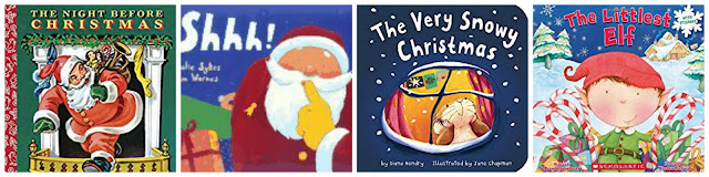 christmas reading books, christmas book advent, reading christmas books