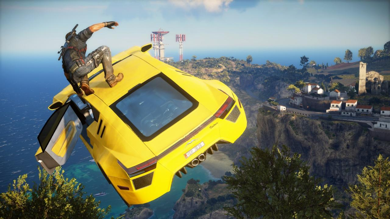 just cause 3 game screen shots