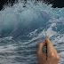Ένας ζωγράφος που ζωντανεύει τη θάλασσα!