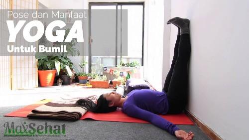 tips gerakan pose yoga untuk ibu hamil