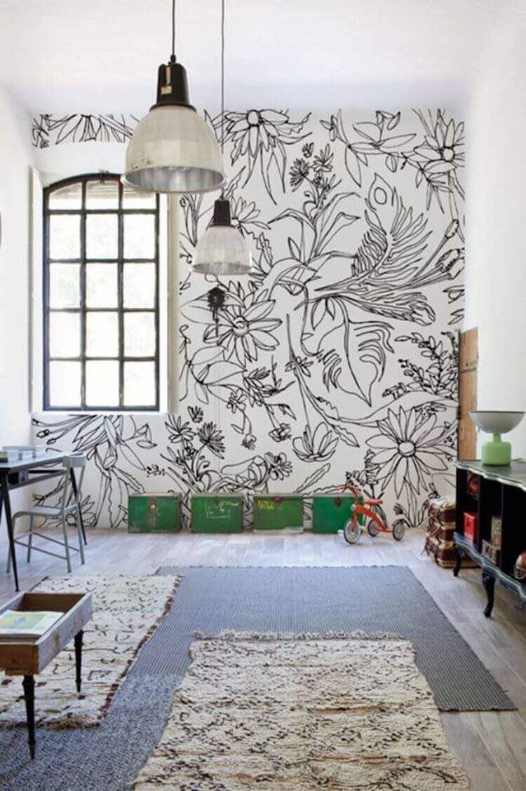 Trucos de interiorista, pintar las paredes
