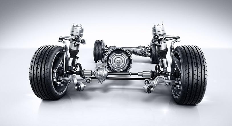 Sẽ có tùy chọn dẫn động 4 bánh 4MATIC cho GLC 2016