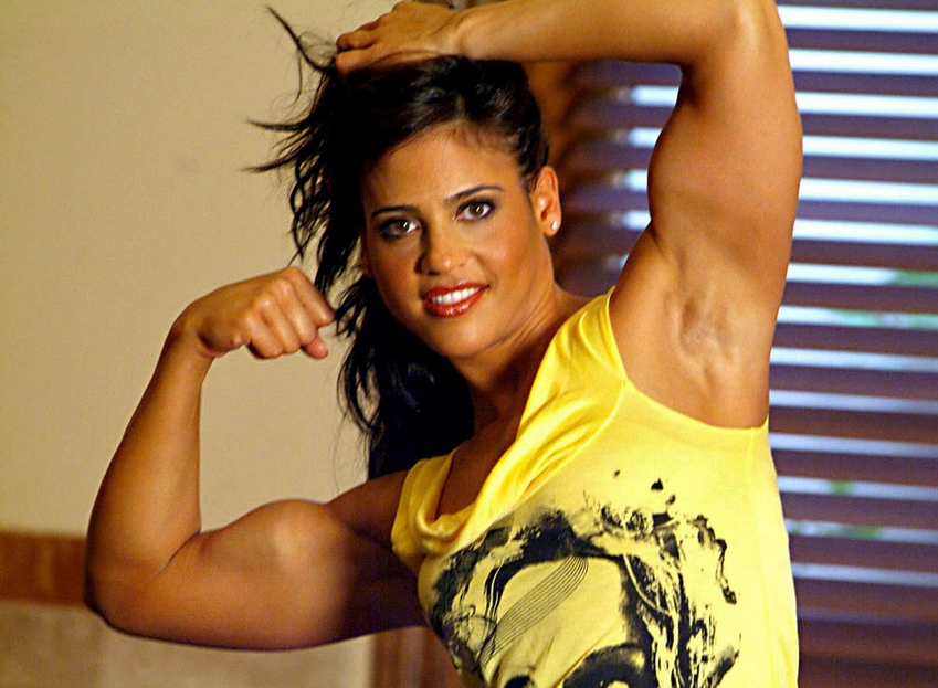 Jennifer Rish Biography, Figure Competitor, Fitness Model, Registered Nurse