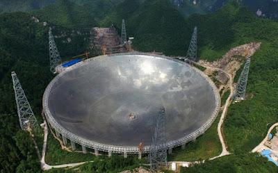 Dünyanın en büyük teleskobu - kpss genel kültür