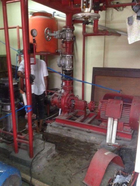 Jasa Perbaikan Hydrant System Gedung Bertingkat Foto