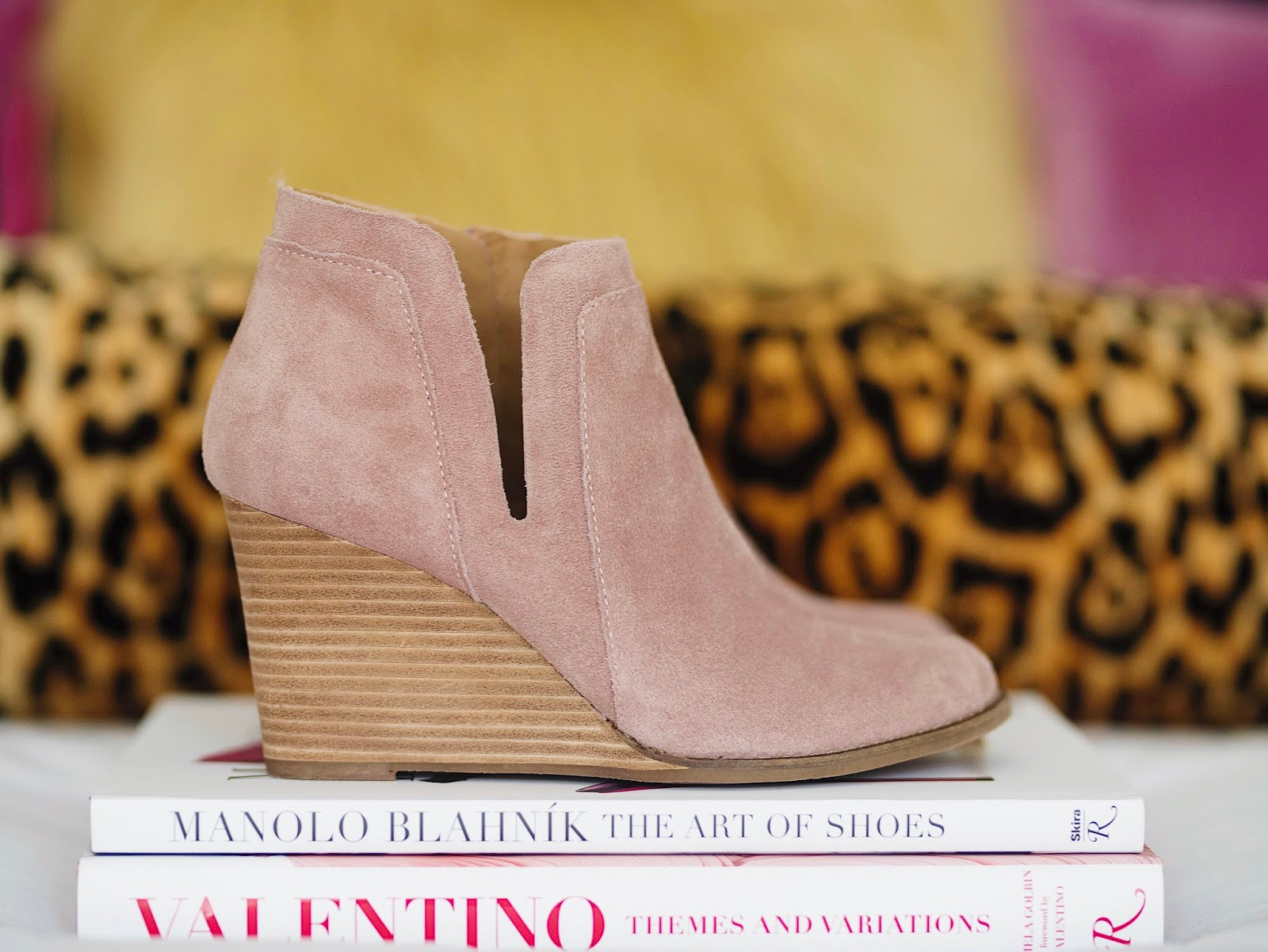 bd95f7db956 Nordstrom Anniversary Sale Lucky Brand Yabba Wedge Bootie - Something  Delightful Blog