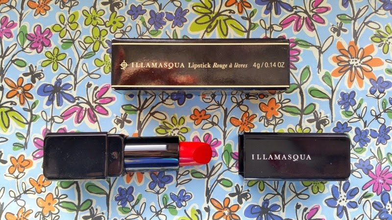 Beauty | Illamasqua Lipstick in Sangers