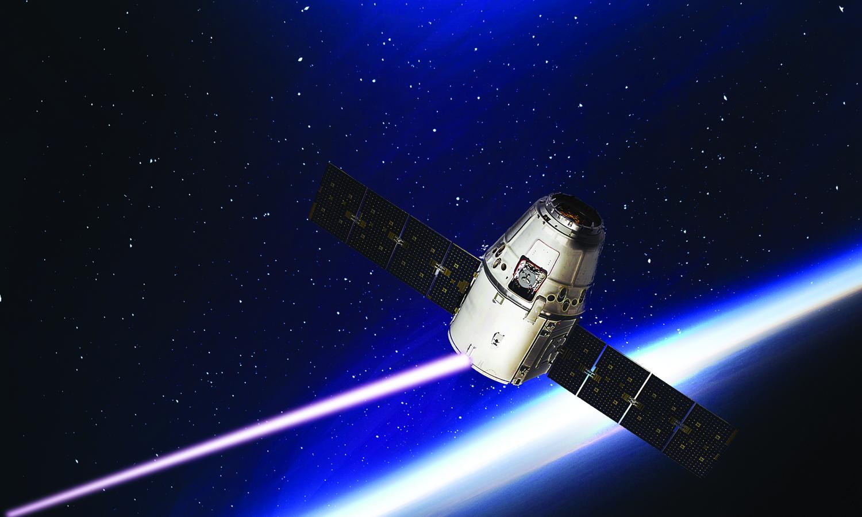 us star wars lasers bring down ballistic missile