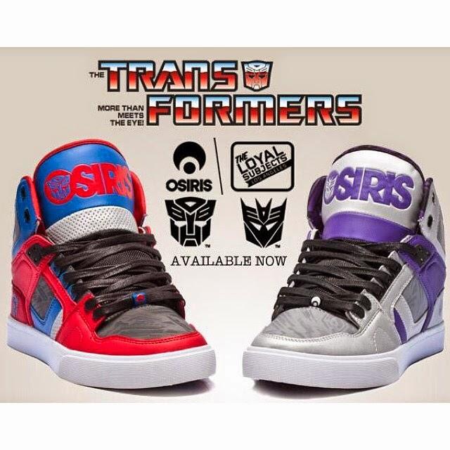 Shoe Brand Osiris