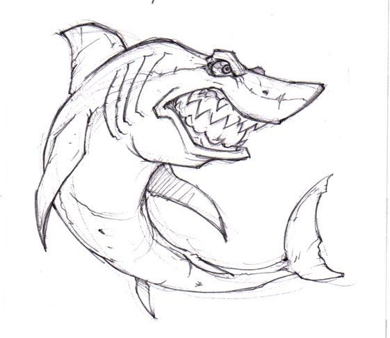 SiguaStyle: shark attack