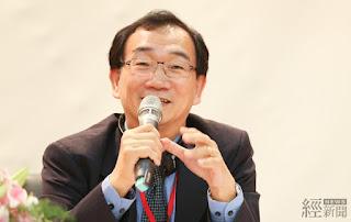 王健全/中華經濟研究院代理院長、副院長