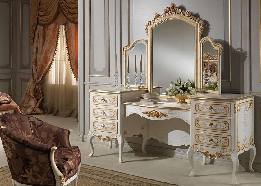 model meja rias jati terbaru dengan konsep minimalis modern