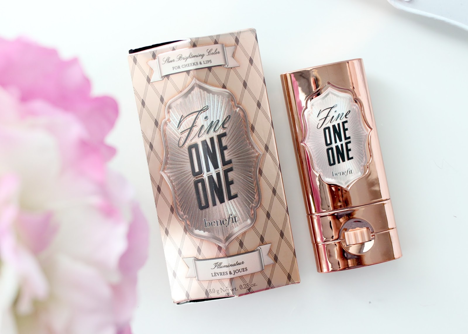 Fine-One-One Sheer Brightening Color for Cheeks & Lips by Benefit #19