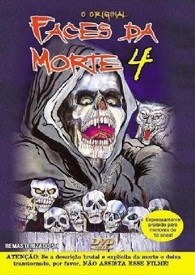 Faces da Morte 4 - DVDRip Dublado