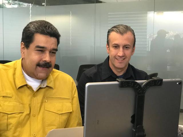 Nicolás Maduro anunció un aumento salarial de 58%