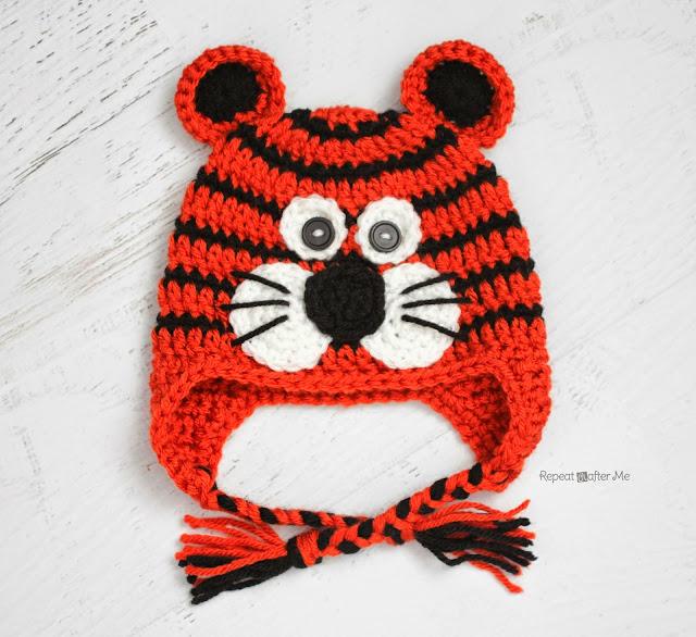 5e25bb099de Χειροτεχνήματα: Πλεκτά παιδικά καπελάκια / Crochet baby hats