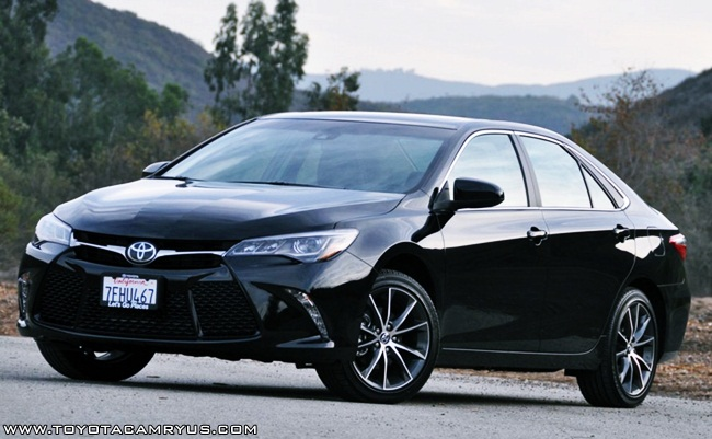 2016 Toyota Camry Xse Canada Features And Specs