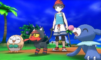 Pokemon Ultra Moon Region Free Decrypted 3ds Rom