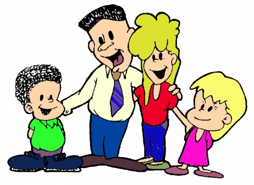 De Familia Feliz Animadas