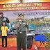 Peringati HUT TNI ke 72, Bintaldam V Brawijaya Gelar Bakti Sosial di Sumbermanjing Malang