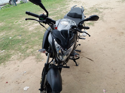 New 2017 Bajaj Pulsar NS160 Front look pics