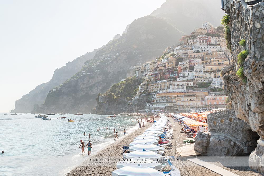Marina Grande Positano beach
