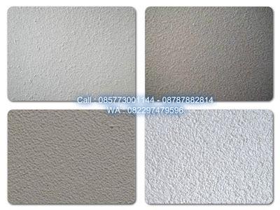 Cat tembok Tekstur Kulit Jeruk