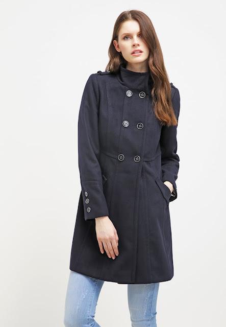 cappotto scollo alla coreana