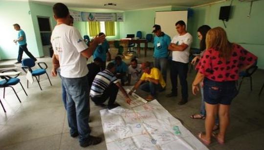 Recuperação de Nascentes é tema do Encontro da Rede Renascendo de Educação Ambiental, em Mata Grande