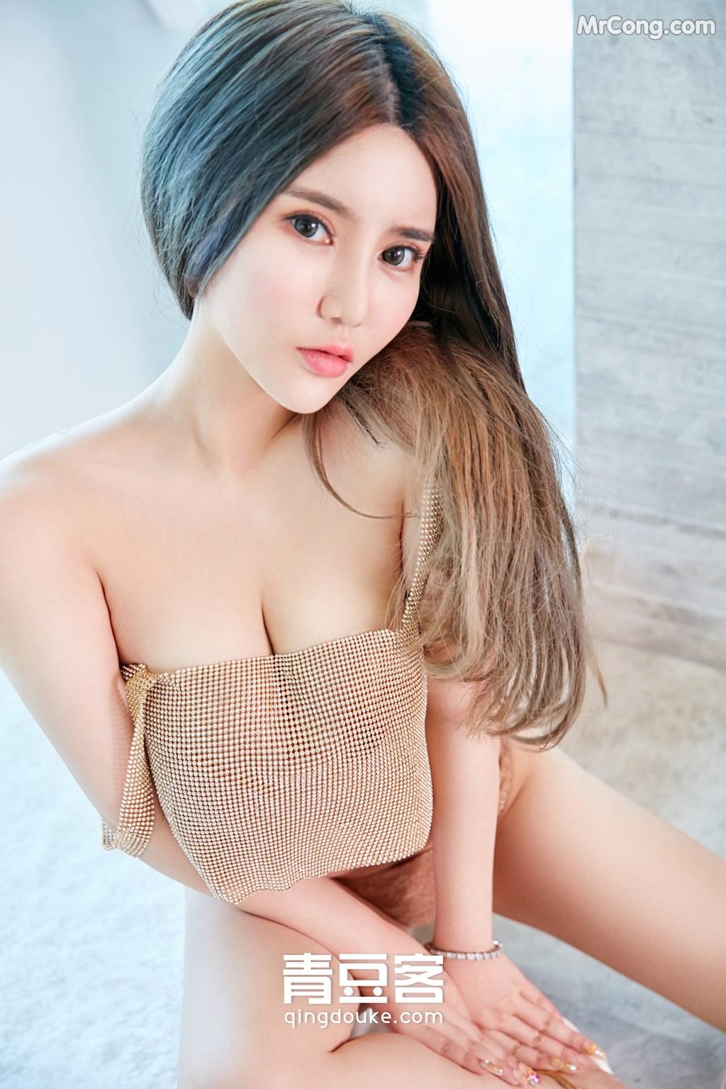 Image QingDouKe-2017-11-14-Wen-Xin-Yi-MrCong.com-009 in post QingDouKe 2017-11-14: Người mẫu Wen Xin Yi (温馨怡) (49 ảnh)