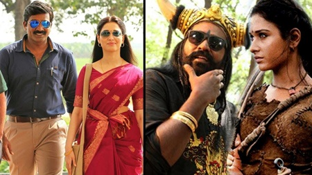 Tamannaah paired with Vijay Sethupathi again? Sye Raa Narasimha Reddy   Nayanthara   Chiranjeevi