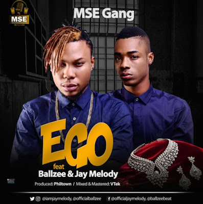 "MSE Gang showcases artistes, Ballzee & Jay Melody, release single ""Ego"" and gives fan N50,000"