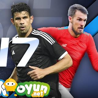 Dream League Soccer 17 v4.16 MOD APK - Oyuncu Hilesi