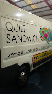 Quiltsandwich Van