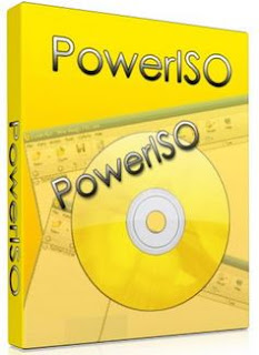 PowerIso cover