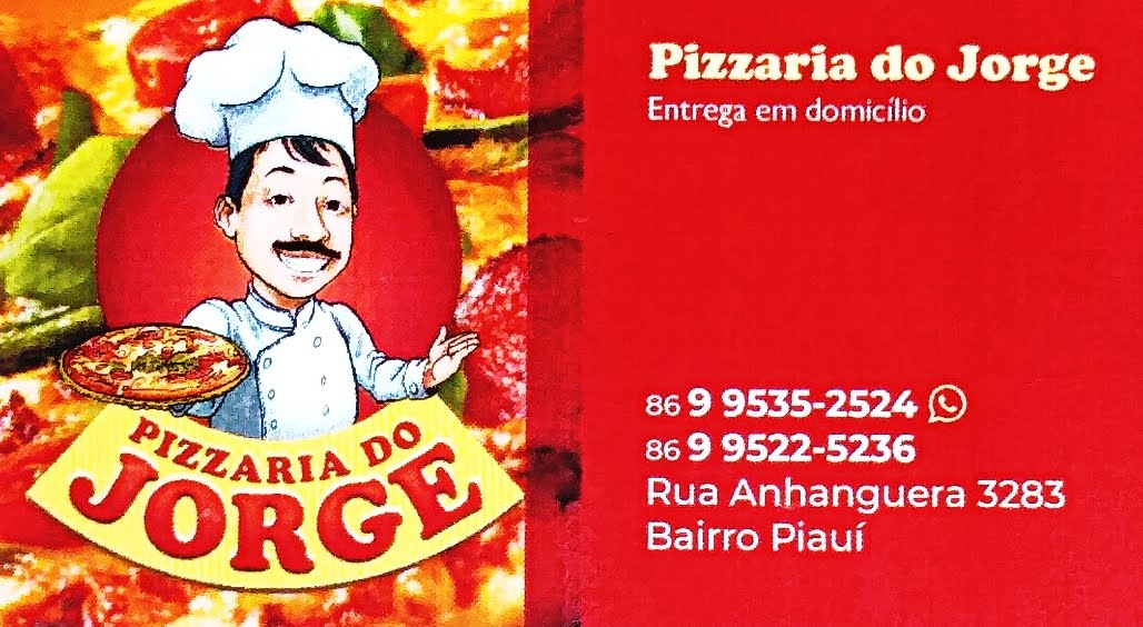 PIZZARIA DO JORGE