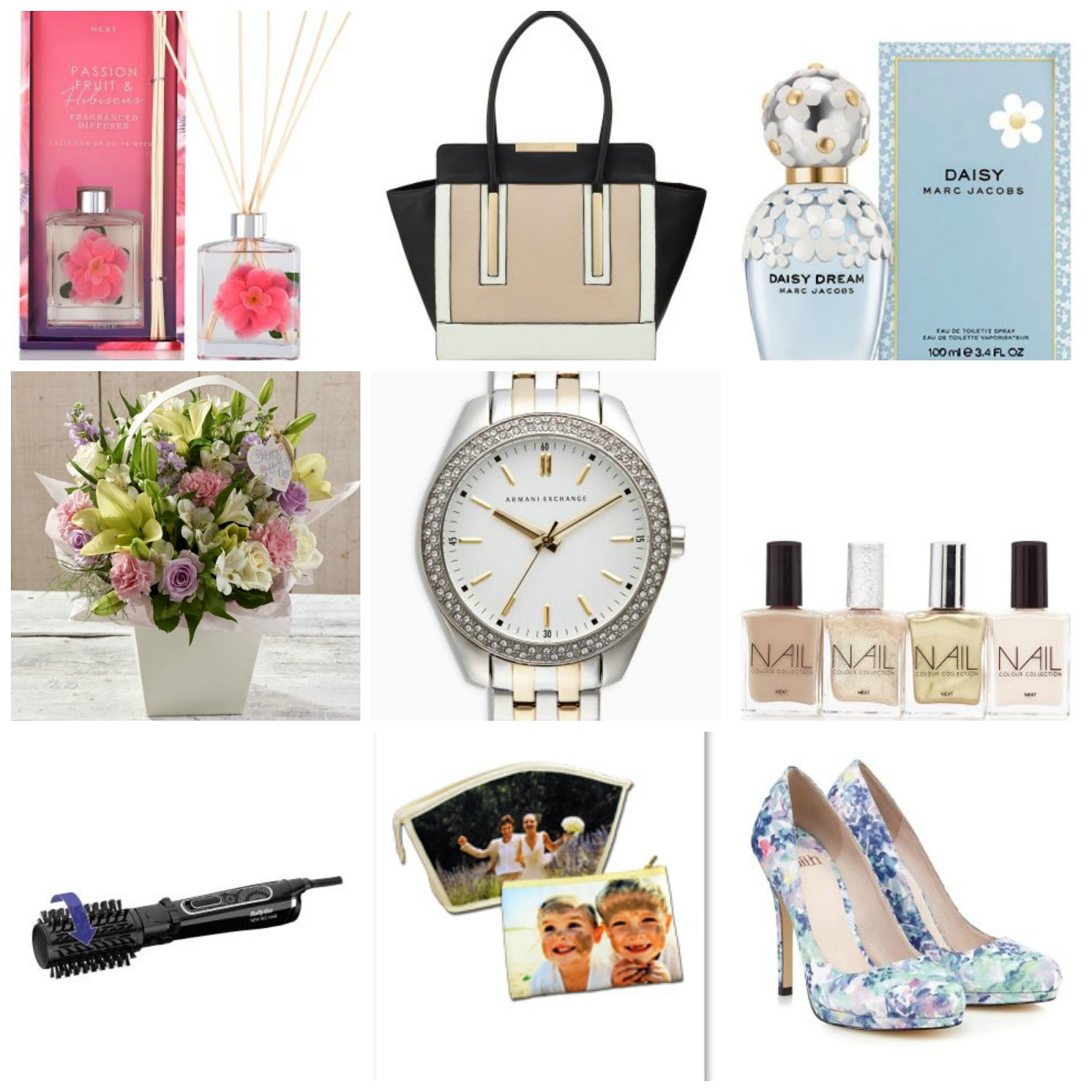 Mothers Day Gift Guide with Next