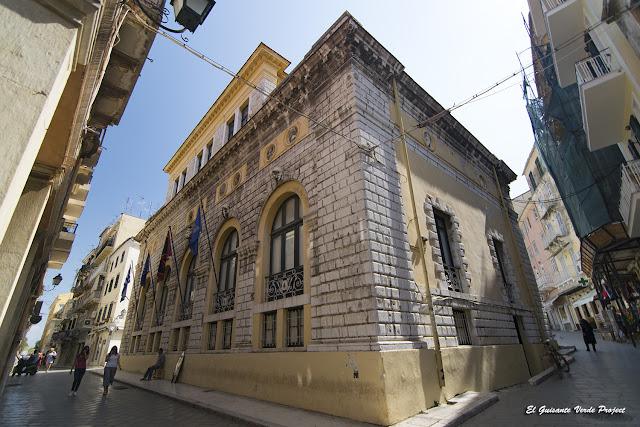 Ayuntamiento - Corfu por El Guisante Verde Project