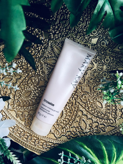 Time Wise moisture gel mask de Mary Kay