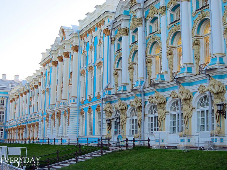 Everyday Living - The Catherine Palace