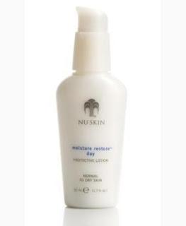 nutricential nuskin moisturestore day cream pelembab nuskin