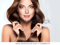 6 Gaya  Rambut Wanita Panjang  Membuat Anda   Semakin Percaya Diri