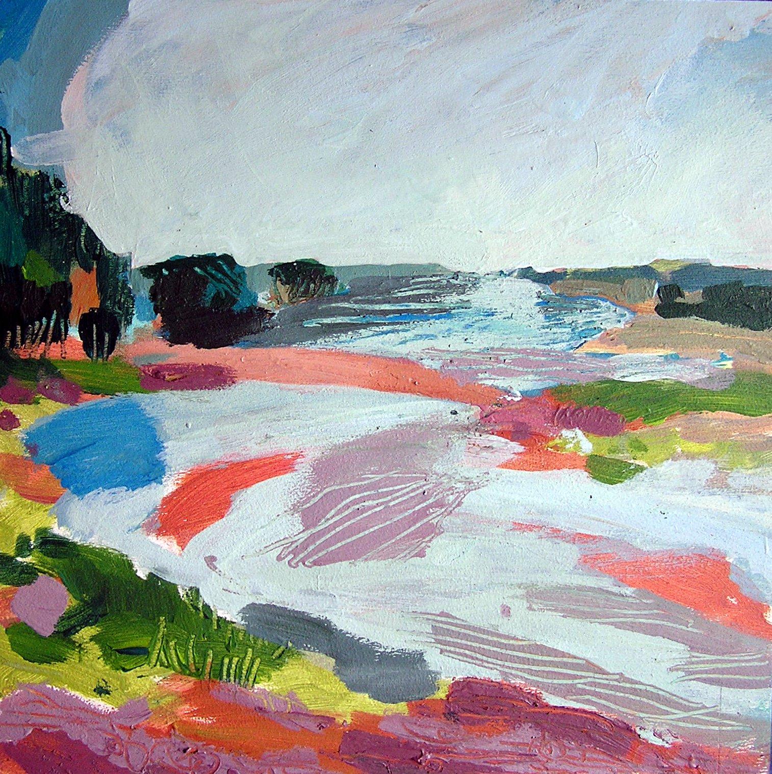 Brian Sloan, artist, painting, art, acrylic paint, Nova Scotia 35