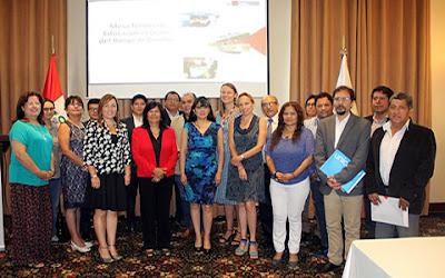 MINEDU y agencias cooperantes internacionales definen plan de acción frente a emergencias