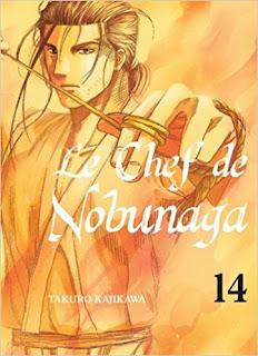 Le Chef De Nobunaga de Takuro Kajikawa PDF