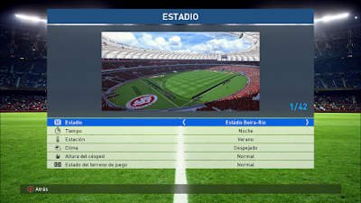 PES 2017 Europe & South American RePack Stadium Pack by Jostike Games